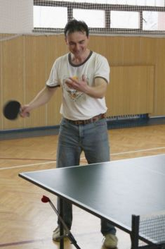 Turnaj ve stolním tenise