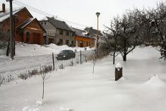 Zima 2010 Tetětice